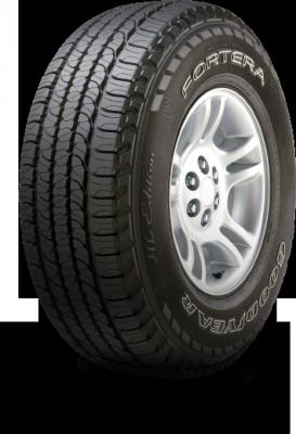 Fortera HL Tires